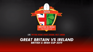 The British & Irish Tag Rugby Cup